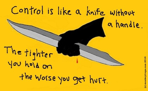 [5] 69. Control is like a knife [C]