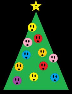 xmas tree w star