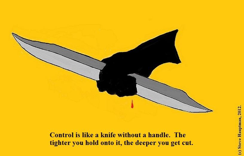 [5] 69. Control is like a knife [][][]