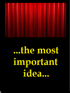 MT LOGO ad blank -- 3 the most important idea