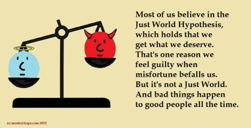 [21] 178. Most people believe in the Just World [][][]revised