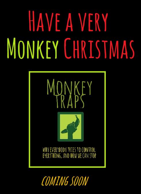 ~ ~ ~ monkey christmas coming soon