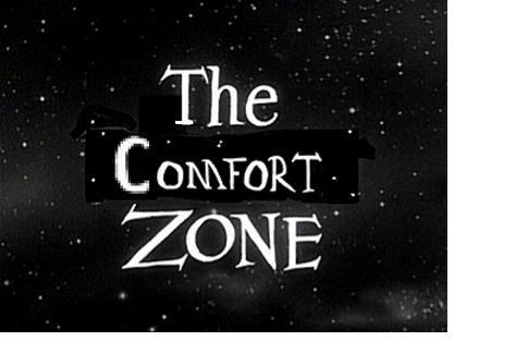 ~~~comfort zone framed