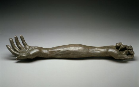 """Give or take,"" Louise Bourgeois, 2002"